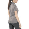 Shimano Transit Koszulka kolarska, krótki rękaw Kobiety szary
